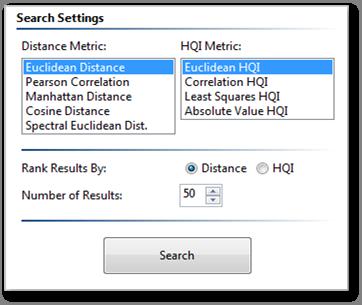 smartsearch settings